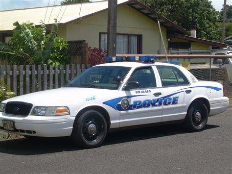 The Home Of The American Police Car