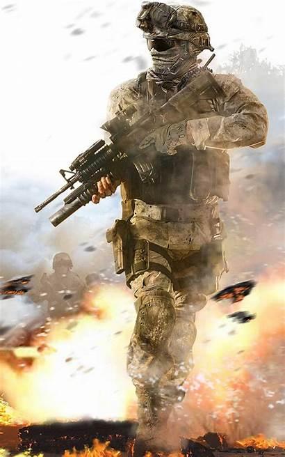Military Soldier Wallpapers Soldado Guerra Duty Call