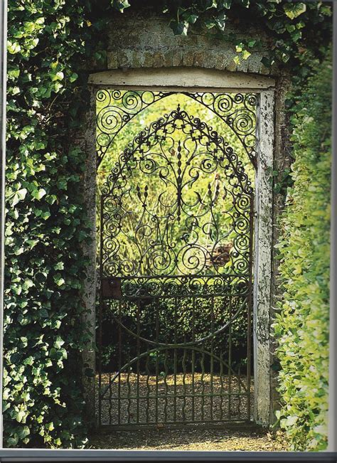 garden iron metal cottage and garden re enchanted of a