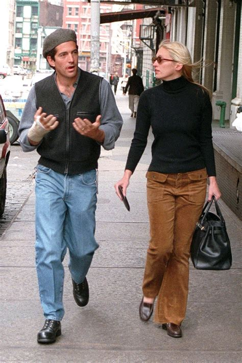 carolyn bessette kennedys style stands  test