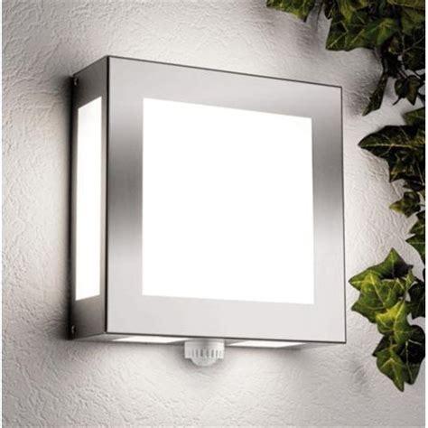 led außenbeleuchtung mit bewegungsmelder edelstahl aussenleuchten mit bewegungsmelder click licht de
