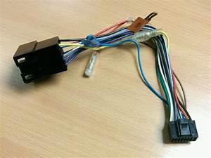 Genuine Kenwood 16 Pin Iso Replacement Wiring Krc Kdc