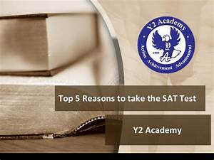 Top 5 reasons to take the sat test