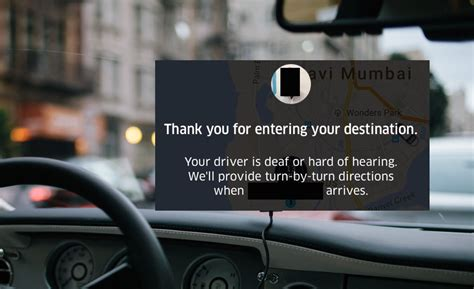 uber office phone number your next uber ride could be helping a hearing impaired