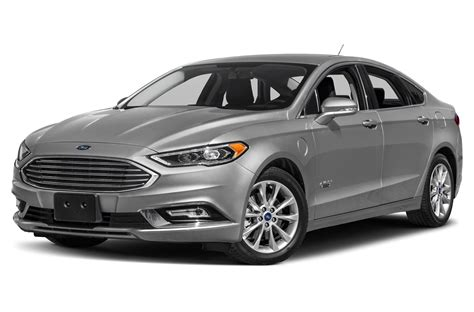 Ford Car : New 2018 Ford Fusion Energi