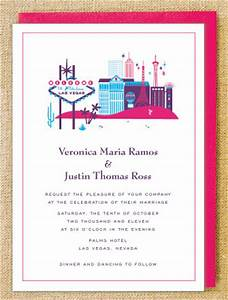 visit las vegas wedding invitations invitation crush With wedding invitations las vegas style