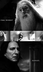 I think that Lily continued to love Severus and that there ...