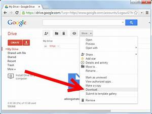 How to be able to edit microsoft office documents in for How to documents on google drive