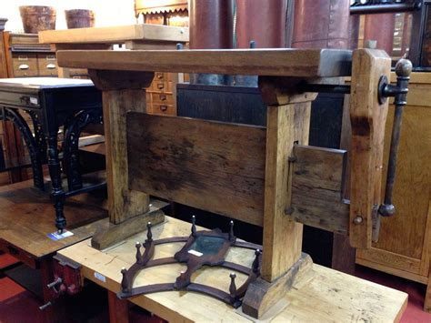 weird workbenches lost art press
