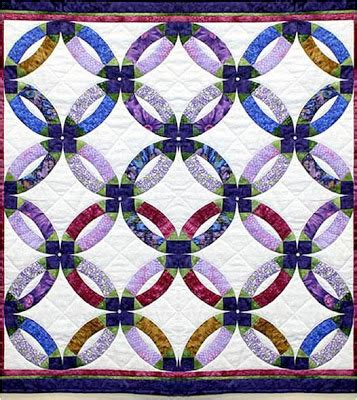 wedding ring quilt pattern quilt inspiration wedding ring quilt inspiration and