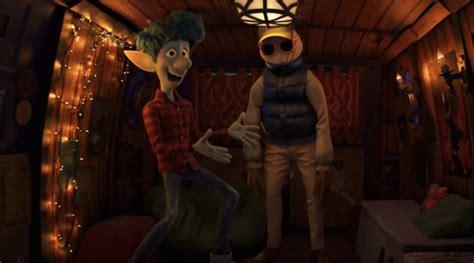 pixars onward trailer feels  full metal alchemist