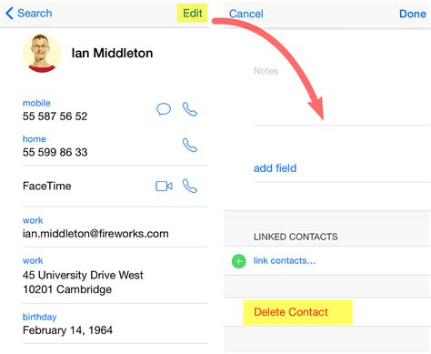 how to delete contacts on iphone iphone contacts how to delete all contacts on iphone