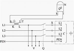 Wiring Of Power Factor Relay On Lv And Mv Side  Circuit Diagrams