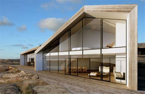Moderne Häuser Schweden by Minimalistische Haus Architektur Klevens Udde Wing 229 Rdh