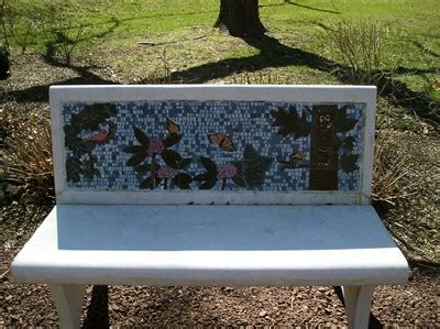 tiles mosaics benches oh my moorestown nj