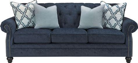 Navy Sofa lavernia navy sofa from coleman furniture