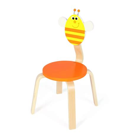 chaise abeille but chaise abeille quot billie quot à partir de 3 ans sebio
