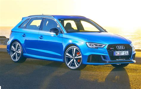 2019 Audi Rs3 Engine Specs And Performance  Just Car Review