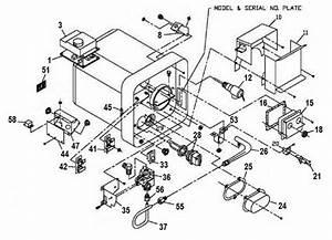 Suburban Water Heater Model Sw6del Parts