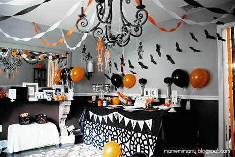Mamemima {real Party} A Halloween Party