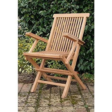 inspiring furniture uk   classic teak folding garden