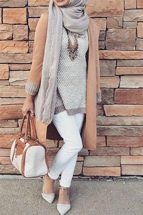 hijab mode hiver    de hijab fashion