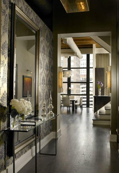cuisine classique blanche le meuble console d 39 entrée complète le style de votre