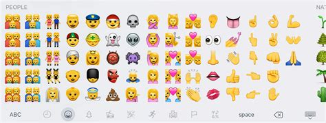 emoticons on your iphone cult of mac how to unleash ios 9 1 s awesome new emojis cult of mac