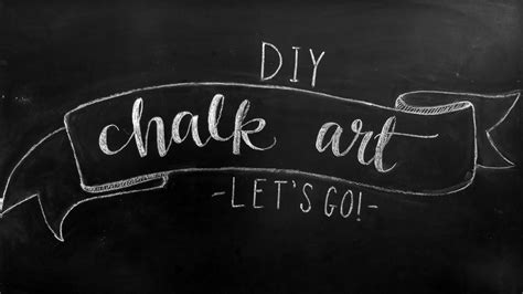 Chalkboard Kitchen Wall Ideas - how to faux calligraphy diy chalkboard design tips youtube