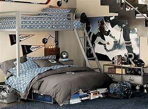 inspiring teen boy bedroom ideas how to furnish a cool With themed boys bedrooms ideas characters hobbies and preferences