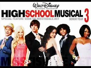 HSM 3 Songs - High School Musical DOWNLOADABLE! - YouTube