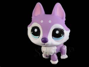 LPs Purple Husky Puppy