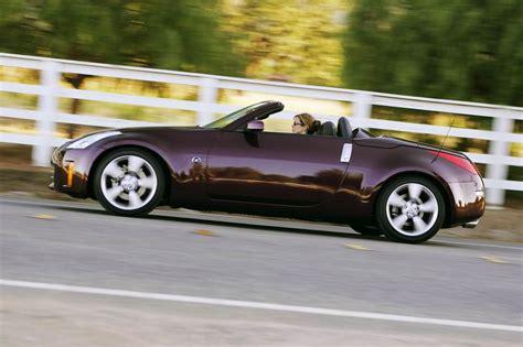 2006 Nissan 350z Roadster Photos