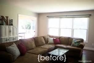 livingroom makeovers 30 day living room makeover i nap