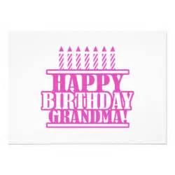 Happy Birthday Grandpa Sticker (Rectangle)