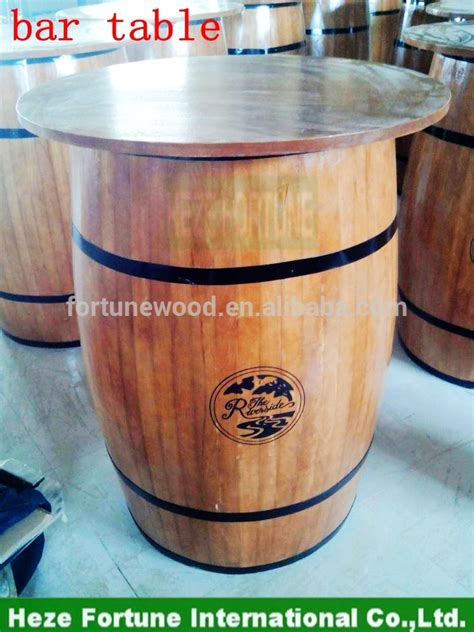 Archaic Wooden Barrel Coffee Table For Sale  Buy Coffee