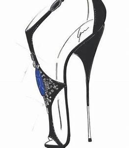 Pierres Précieuses Bleues : kate middleton des croquis de chaussures pour la future ~ Nature-et-papiers.com Idées de Décoration