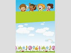 Childrens Day Background Image, Sixtyone, Childrens
