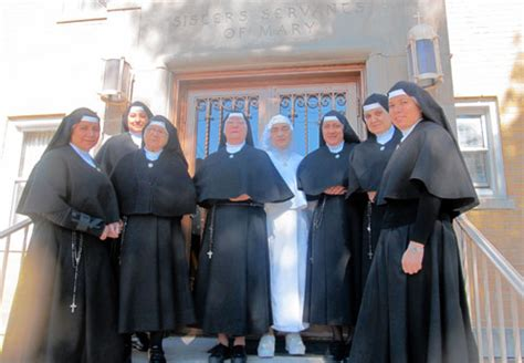 bronx sister servants  mary celebrate  years