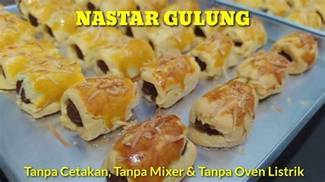 Nastar gulung via md2malaysia.com 2. Nastar Gulung, kue kering favorit keluarga... - YouTube