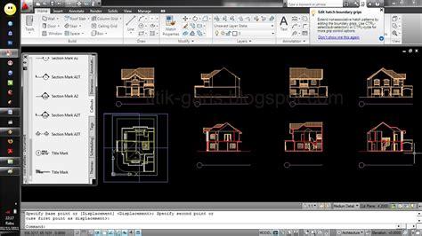 cellari tutorial cepat modelling  rumah  lantai
