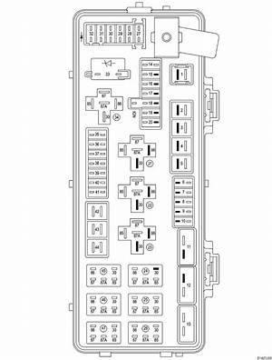 2012 Dodge Challenger Fuse Box Diagram 26925 Archivolepe Es
