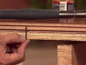 Hardwood floor creak repair meze blog for How to stop a wood floor from squeaking