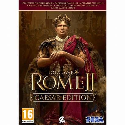 Rome Total War Caesar Ii Pc
