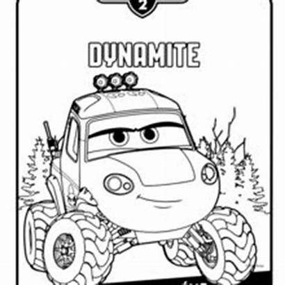 Coloring Pages Dynamite Disney Hellokids Planes Colouring