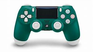 The New Alpine Green Dualshock 4 Ps4 Controller Is