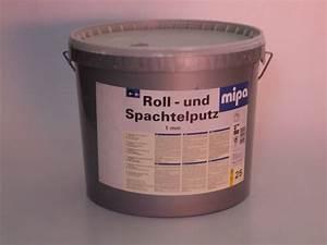 Roll Und Streichputz : roll putz rollputz richtig streichen anleitung und tipps ~ Michelbontemps.com Haus und Dekorationen
