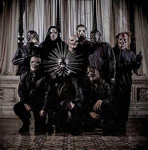 Meet The New Slipknot Masks