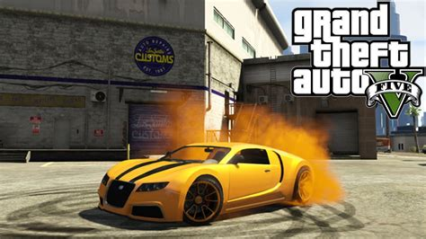 These pictures of this page are about:gta 5 bugatti. GTA V: Bugatti Veyron Location - YouTube