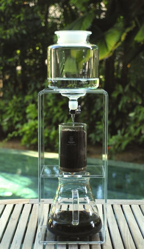 Chubby Hubby   Zen and the art of cold brew coffee: Review of the Hario Cold Water Coffee Dripper